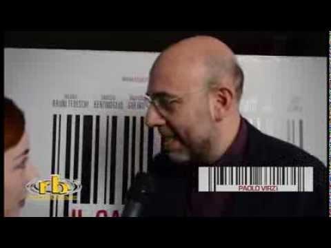Paolo Virzì e Valeria Bruni Tedeschi, intervista, Il Capitale Umano, RB Casting