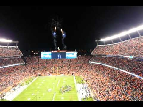 Pat Bowlen Broncos Hall of Fame induction
