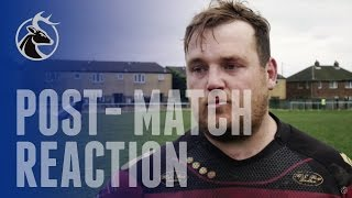 POST-MATCH REACTION: Stags make a flying start to new season