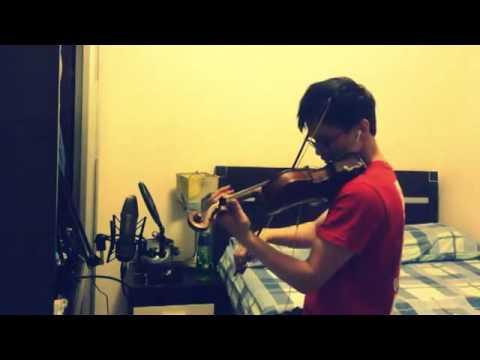 [Violin] 丁噹 我是一只小小鳥 Wo Shi Yi Zhi Xiao Xiao Niao [小提琴] KK Yim Violin Cover