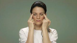 Упражнения, которые сотрут «гусиные лапки» вокруг глаз