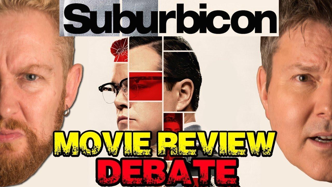SUBURBICON Movie Review - Film Fury - YouTube