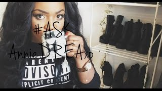 Q&A #ASKDREA - BF TAG, MY JOB, MY BOOBS, CRUSHES & EXES + SEPTEMBER FAVES! | AnnieDreaXO Thumbnail