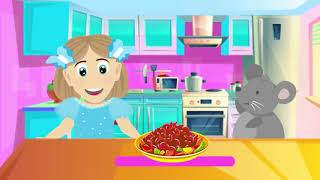 Yes Yes Vegetables Song #3 | Kids Songs | Children's Educational Video