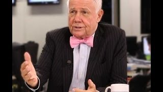 Jim Rogers On InTheMoneyRadio: Shorting Stocks & Where To Invest Now