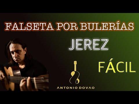 Falseta FÁCIL Por BULERIAS (Jerez) 👍