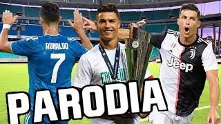 Canción de Cristiano Ronaldo (Parodia Callaíta - Bad Bunny)