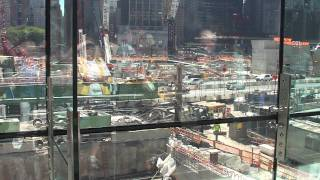 Ground Zero View from Merrill Lynch Building