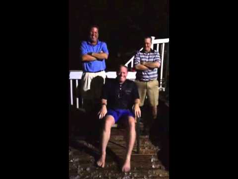 NJ Senator Jeff Chiesa Accepts ALS Ice Bucket Challenge