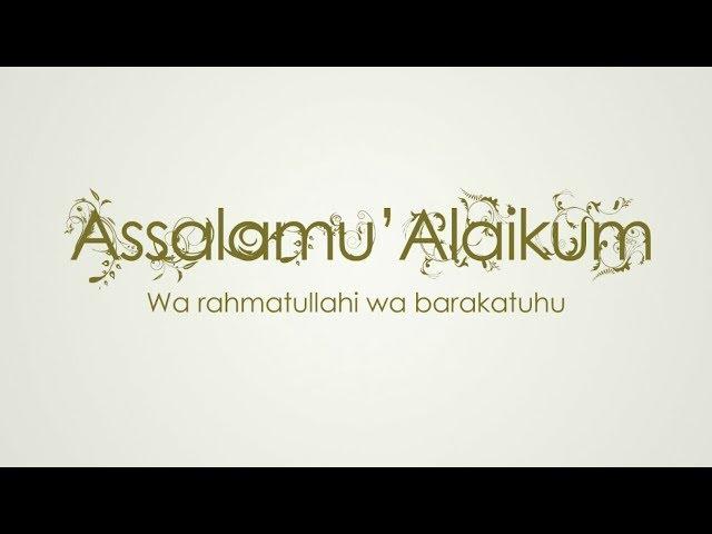 Powerful Speech about Saying Salam | Islamic Advice | Muslims Diary