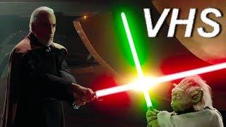 Звездные войны 2: Атака клонов (2002) - русский трейлер - VHSник