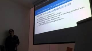 PucelaTestingDays - Testing en PHP y Test funcionales con Java y Geb