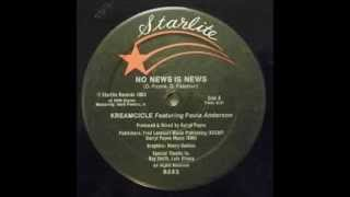 Kreamcicle Featuring Paula Anderson - No News Is News