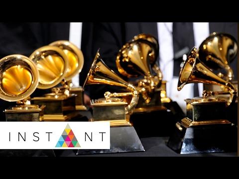 2017 Grammy Pre-Show: Red Carpet Fashion & Award Breakdowns | PEN | INSTANT