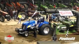 2016 Western Farm Show Outlaw 9,200lb Super Farm Tractors