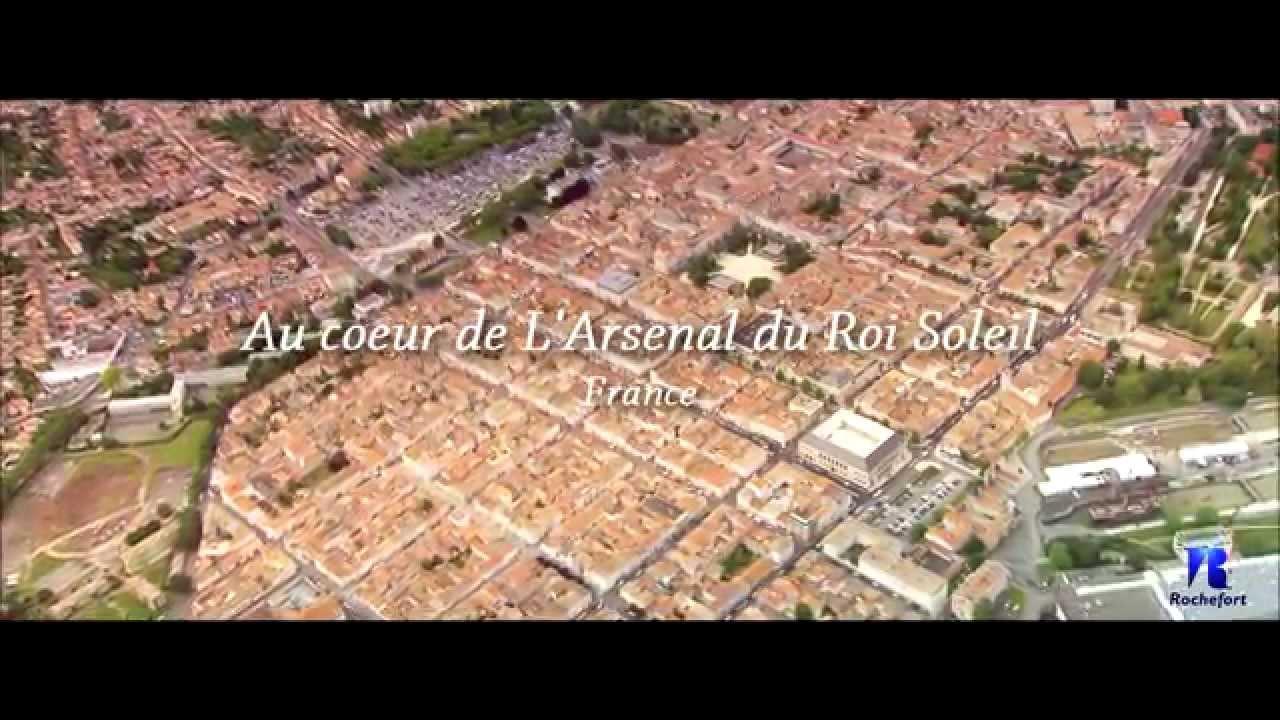 Rochefort Océan, destination touristique au coeur de la Charente Maritime