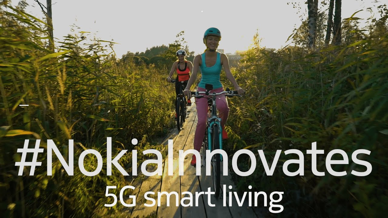 Showcasing 5G smart living in Oulu, Finland enabled by Nokia innovations