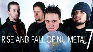 RISE AND FALL OF NU METAL Part 7 (Papa Roach 1993-2005)