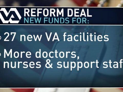 New legislation aims to fix VA healthcare