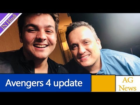 Ashish Chanchlani announce Avengers 4 Update AG Media News