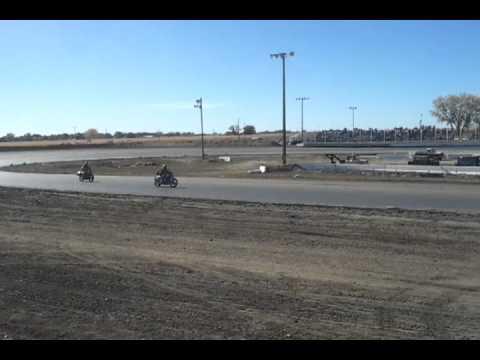 Hooligans last race of 2011 at I -76 Speedway