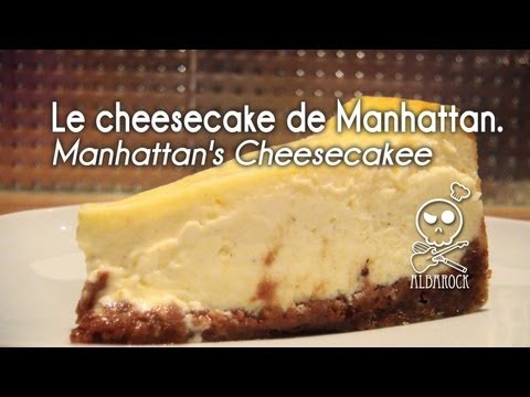recette-du-cheesecake-de-manhattan-&-recette-de-spéculos---pâtisserie---dessert---albarock