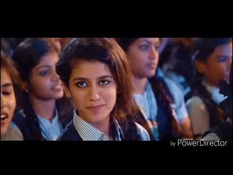 Priya prakash varrier's killing smile video with okkadu BGM