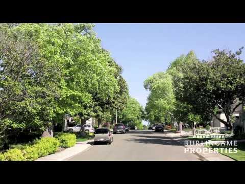 The Ray Park Neighborhood in Burlingame, CA