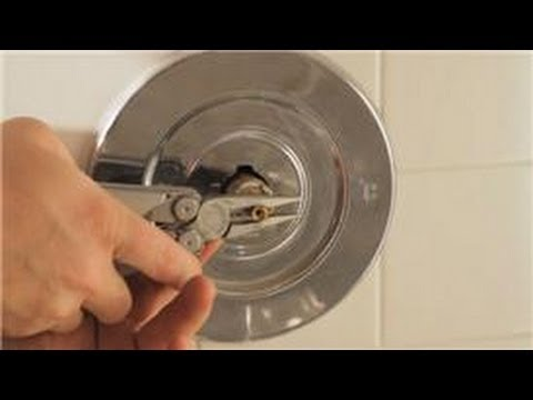 Shower Repair : Leaking Shower Faucet Problem - YouTube