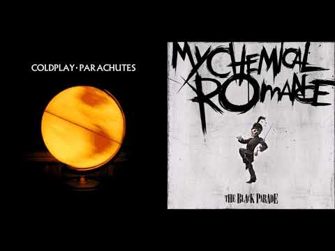 I Don't Love Yellow - Coldplay vs My Chemical Romance (Mashup)