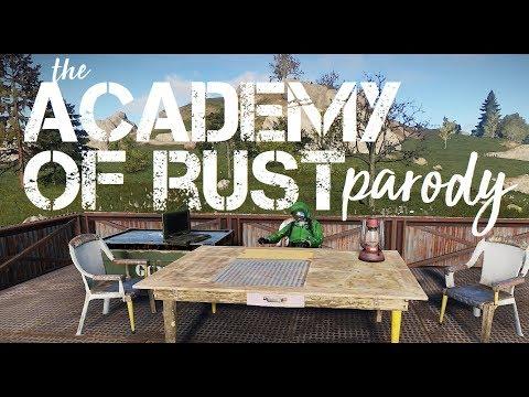 RUST: Academy of Rust Parody