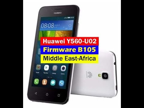 huawei y560 u02 firmware