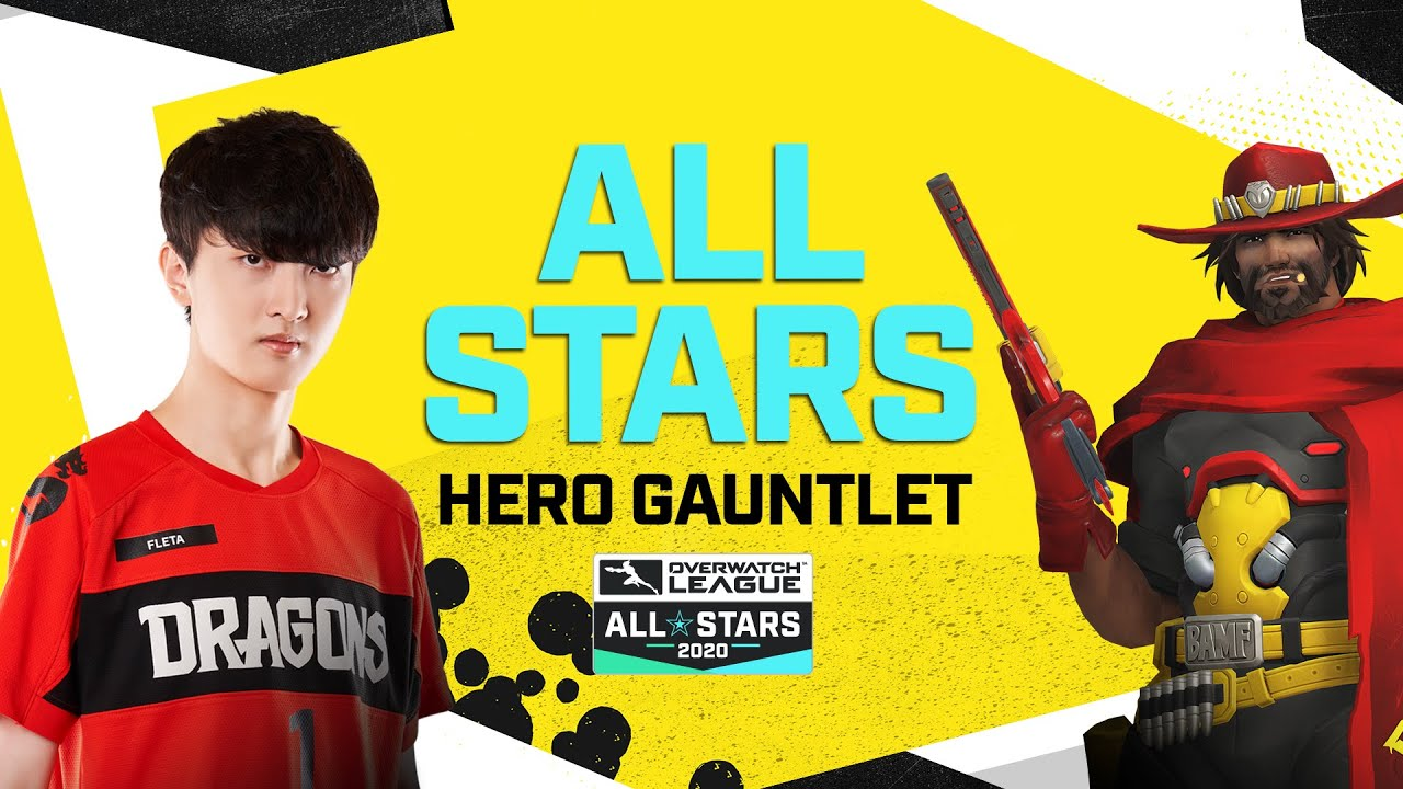 Hero Gauntlet — Who is Meta? | Overwatch League 2020 All-Stars | APAC
