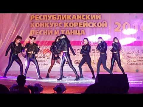 2016 KPOP festival in Bishkek, Кыргызстан  8-1