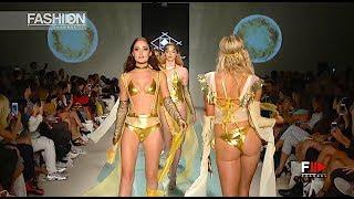 THE 8th CONTINENT Art Hearts Fashion Beach Miami Swim Week 2017 SS 2018 - Fashion Channel
