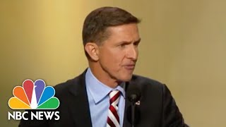 Michael Flynn Pleads Guilty To Lying To FBI, Enters Plea Deal With Mueller Team | NBC News