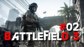 BATTLEFIELD 3  - #02 OPERATION SWORDBREAKER [German/Sächsisch] REPLAY