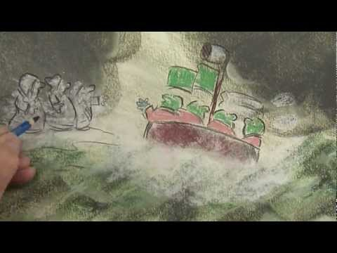 The Jumblies by Edward Lear - a new animation streaming vf