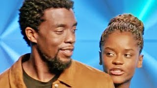 Shuri & Black Panther - Sibling Rivalry Quiz (2018)「ブラックパンサー」