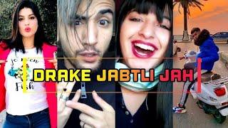 الأغنية التي أحدثت ضجة على تيك توك جزائري دريك مريول جابتلي جاه 😂 Drake Jabtli jah