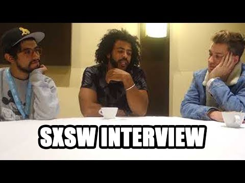 Blindspotting - Daveed Diggs, Rafael Casal and Carlos López Estrada Interview - SXSW 2018