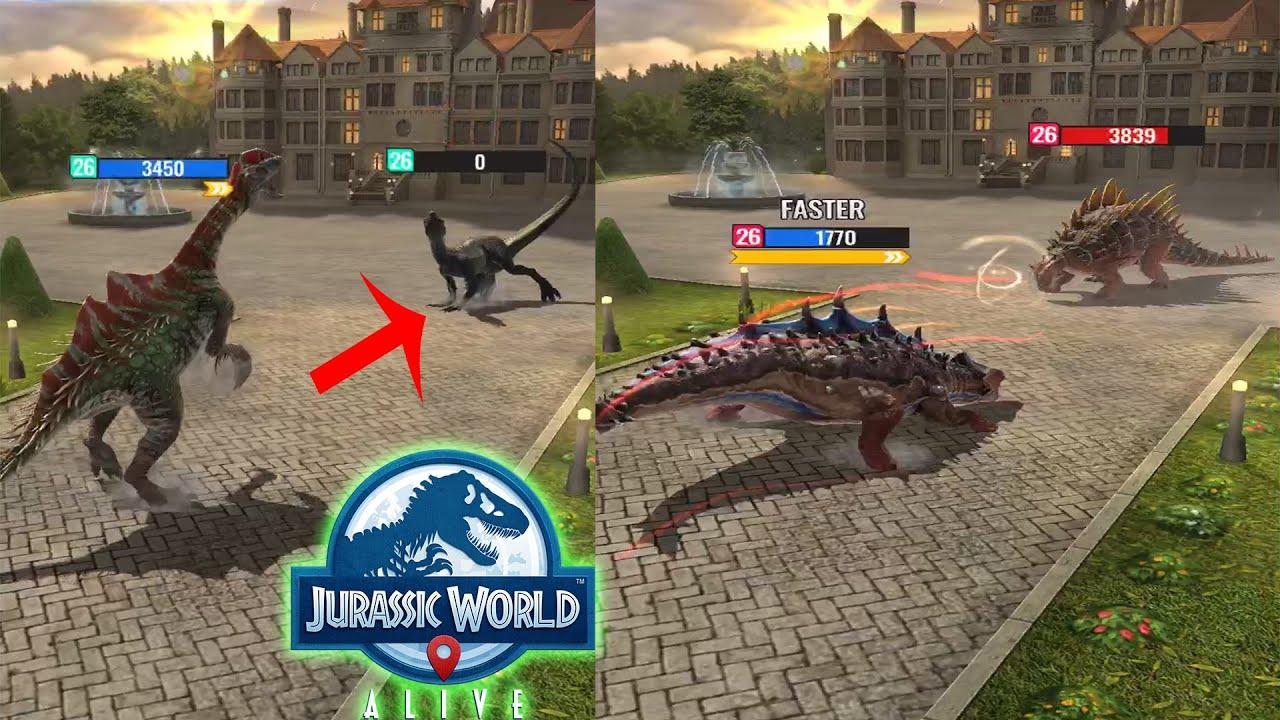 Diloracheirus the DESTROYER! Long Tank Battles...-Jurassic World ...