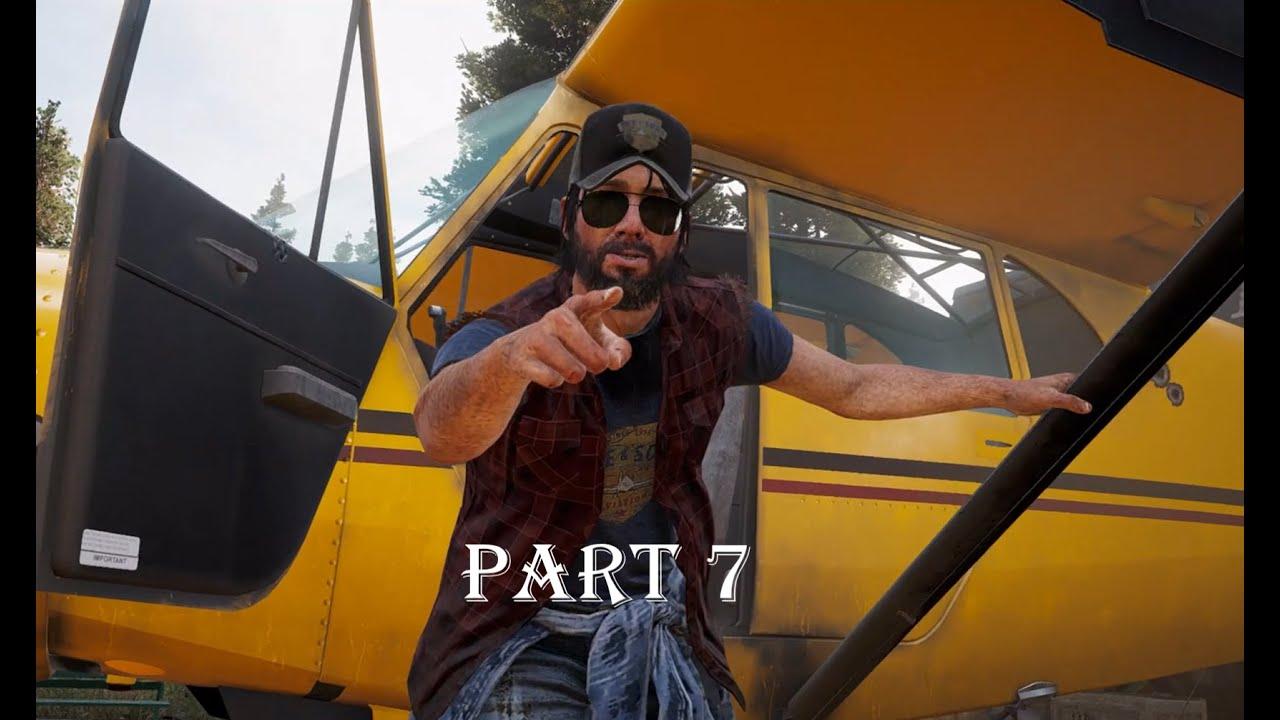 FAR CRY 5 WALK-THROUGH PART 7 (HottxSauce) - YouTube