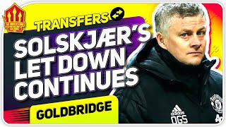 Thiago Joins Liverpool! Solskjaer's Transfer Frustration! Man Utd Transfer News