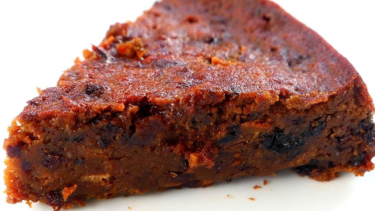 Jamaican Sorrel Fruit Cake Recipe