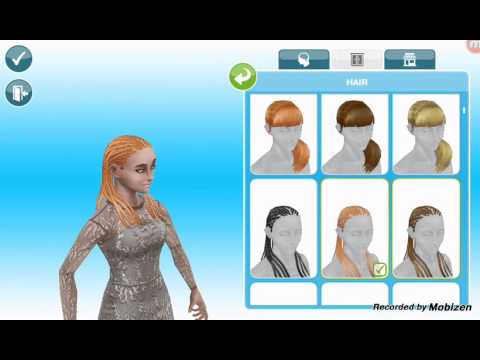 The Sims Freeplaylong Hair Event Overviewwalkthrowlimted Event