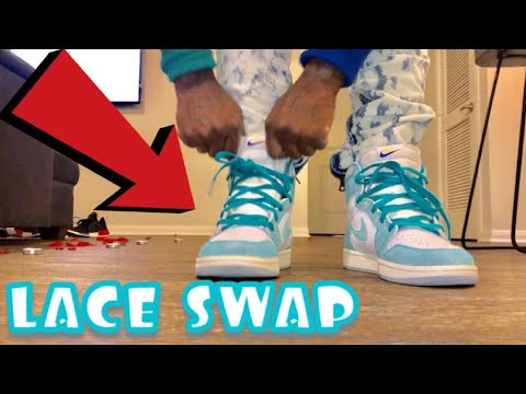 37bfc730e8eecb TURBO GREEN AIR JORDAN 1 ON FEET  OUTFIT OF THE DAY FREESTYLE FRIDAYS🔥🔥🔥
