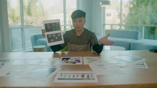 BFA Student AD Taeza Reflects: Admissions Portfolio to Senior Project