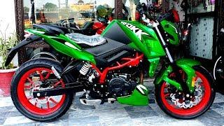 KTM 200 DUKE 2018 FULL COPY BY ZONGSHEN ROKK IN PAKISTAN FULL REVIEW & SOUND TEST ON PK BIKES