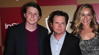 Michael J. Fox Doesn't Want Taylor Swift Dating His Son - Splash News | Splash News TV